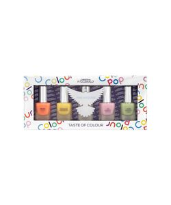 Christina Fitzgerald | Набор Лаков Для Ногтей Colour Pop Макарони 5x5ml