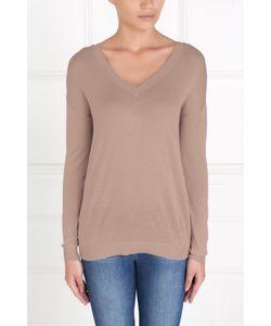 Myone | Пуловер Из Шелка И Хлопка