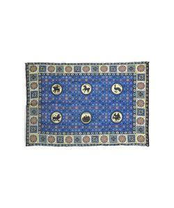 Gourji | Кашемировая Шаль Византийский Бестиарий