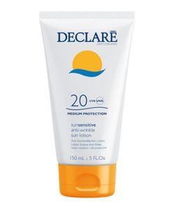 Declare | Солнцезащитный Лосьон Anti-Wrinkle Sun Lotion Spf20 150ml