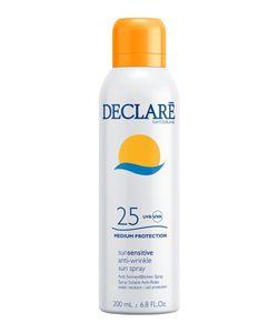 Declare | Солнцезащитный Спрей Anti-Wrinkle Sun Spray Spf25 200ml