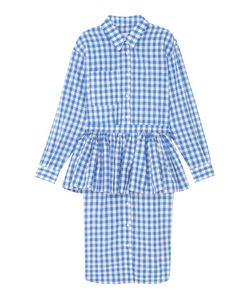 Mixer | Хлопковое Платье-Рубашка