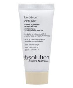 Absolution | Сыворотка Для Лица Увлажняющая Антиоксидантная Le Serum Anti-Soif 20ml