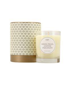 Kobo Candles | Ароматическая Свеча Green Pearl Jasmine 312Гр.