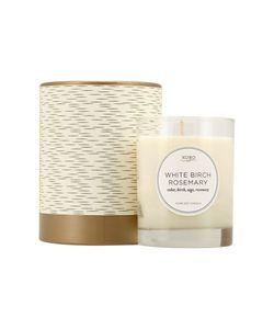 Kobo Candles | Ароматическая Свеча White Birch Rosemary 312Гр.