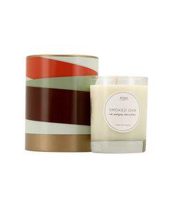 Kobo Candles | Ароматическая Свеча Smoked Oak 312Гр.