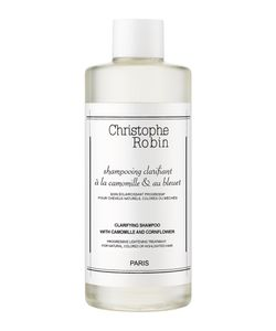 Christophe Robin | Осветляющий Шампунь С Экстрактами Ромашки И Василька Clarifying Shampoo 250ml