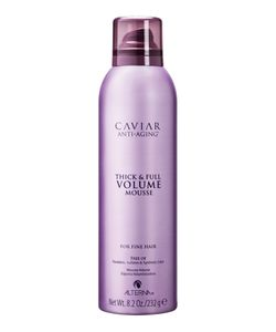 Alterna | Пена Для Объема Волос Caviar Thick Full Volume Mousse 140ml