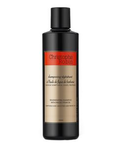 Christophe Robin | Восстанавливающий Шампунь Regenerating Shampoo With Rare Prickly Pear Oil 250ml