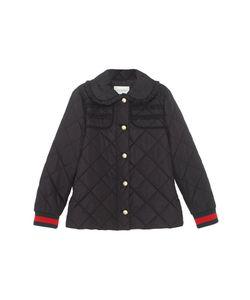 Gucci   Однотонная Куртка