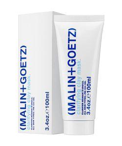 Malin+Goetz | Очищающая Глиняная Маска Для Лица Clarifying Clay Mask 100ml