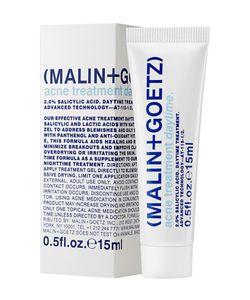 Malin+Goetz | Дневной Гель Для Проблемной Кожи Лица Acne Treatment Daytime 15ml