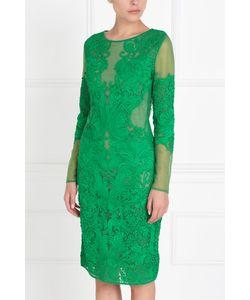 Asian Spirit | Платье Из Шелка И Хлопка