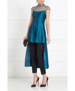 Asian Spirit | Шелковое Платье
