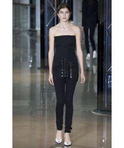 Anthony Vaccarello | Платье-Бюстье