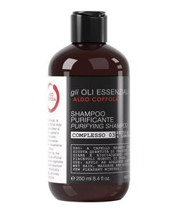 Aldo Coppola | Очищающий Шампунь Purifying Shampoo 250ml