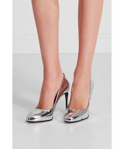 Stella Mccartney | Металлизированные Туфли