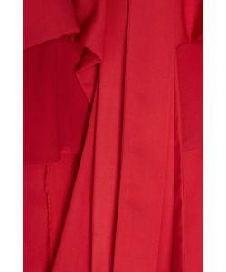 Sinaze   Однотонное Платье-Халат Irma De Flore