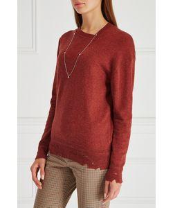 Isabel Marant Étoile | Пуловер Из Хлопка И Шерсти Khan