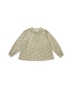 Caramel | Хлопковая Блузка Moss