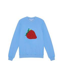 Candyshop | Хлопковый Свитшот Strawberry