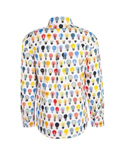 Fendi Children | Рубашка С Принтом