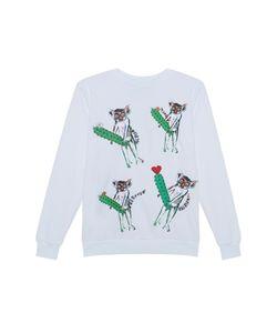 KATЯ DOBRЯKOVA | Хлопковый Свитшот Four Lemurs