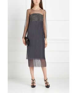 VIKTORIA IRBAIEVA | Платье С Полупрозрачной Тканью