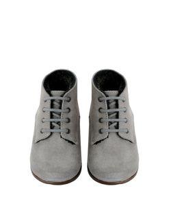 Bonpoint | Замшевые Ботинки