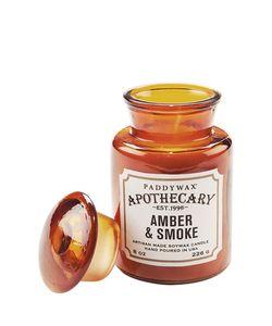 Paddywax | Ароматическая Свеча Amber Smoke 227Гр