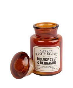 Paddywax | Ароматическая Свеча Orange Zest Bergamot 227Гр