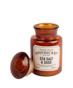 Paddywax | Ароматическая Свеча Sea Salt Sage 227Гр