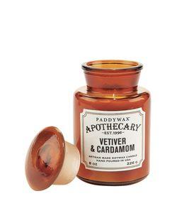 Paddywax | Ароматическая Свеча Vetiver Cardamon 227Гр