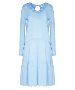 Balenciaga | Платье С Воланами