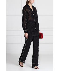 Dolce & Gabbana   Костюм Из Шелка И Хлопка