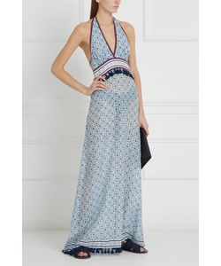 TALITHA | Платье Из Шелка И Хлопка