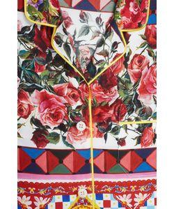 Dolce & Gabbana | Шелковая Блузка
