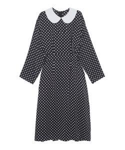 Comme Des Garcons | Шелковое Платье