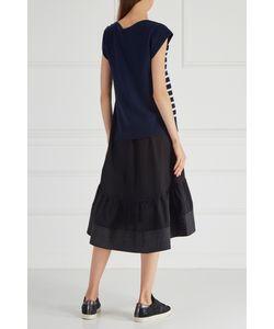 3.1 Phillip Lim   Комбинированное Платье