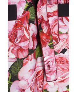 Dolce & Gabbana | Шелковое Пальто