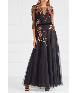 Marchesa Notte | Платье С Вышивкой Пайетками