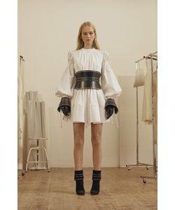 Alexander McQueen | Хлопковое Платье
