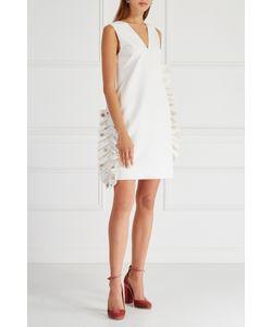 MSGM | Платье С Воланами