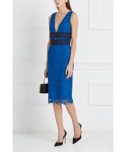 Diane Von Furstenberg | Кружевное Платье Viera Lace