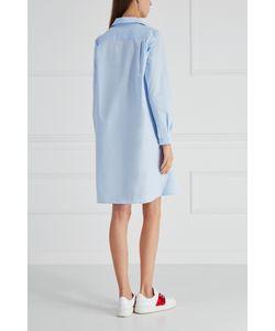 Cyrille Gassiline | Хлопковое Платье-Рубашка