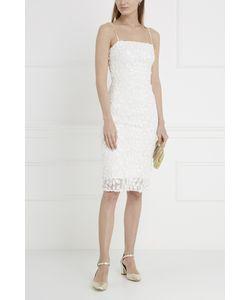 CHRISTIAN SIRIANO | Платье С Вышивкой