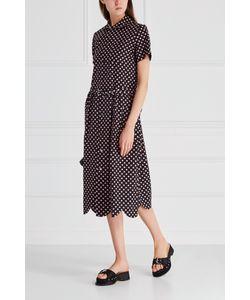 Comme Des Garcons | Хлопковое Платье-Рубашка