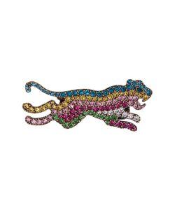 Gucci | Кольцо С Разноцветными Кристаллами