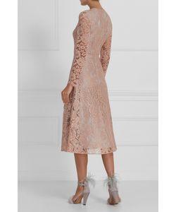 A La Russe | Платье Из Кордового Кружева