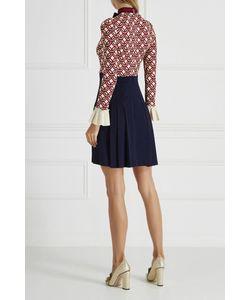 Gucci | Комбинированное Платье